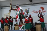 Burundi Drumers from Atlanta