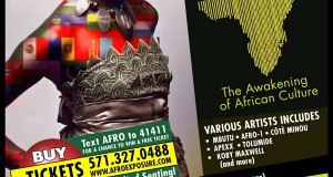 AfroExposure Flyer July 9th