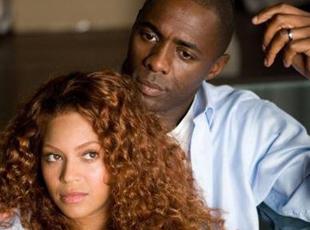 Idris and Beyonce