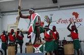 Burundi Drumers from Atlanta