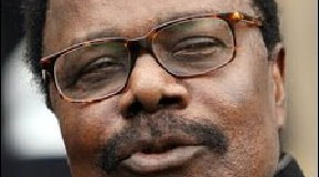 Garbon President - Courtesy of AFP