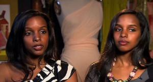 Somali Twin Sisters