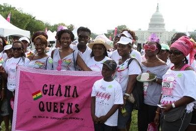 Ghana Queens