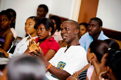 picture of students ashesi university