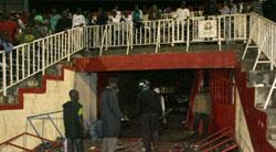 Nyayo National Stadium Stampede