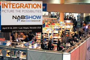 NAB 2011 - Las Vegas NV